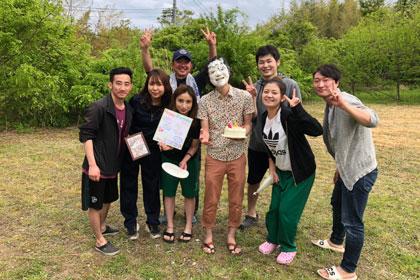ありがとうファーム田植祭2019